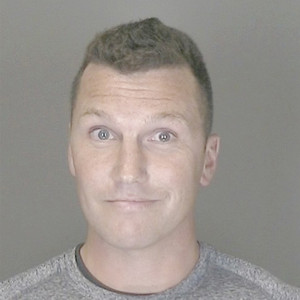 Sean Avery, Mug shot, Arrest