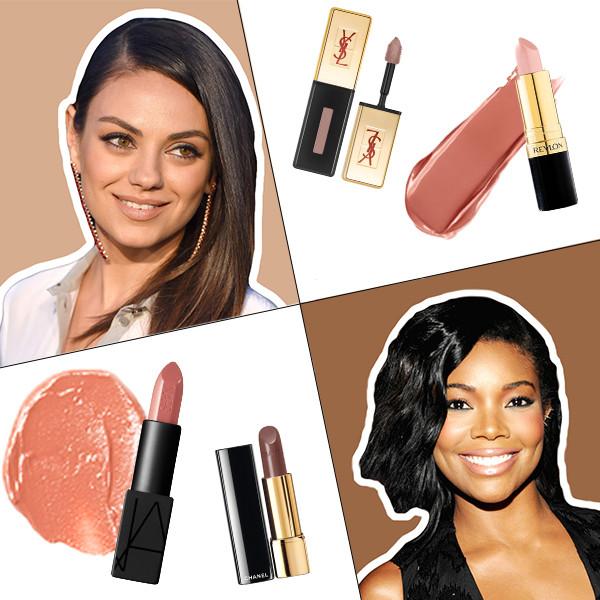 Mila Kunis, Gabrielle Union, Nude Lip, ESC