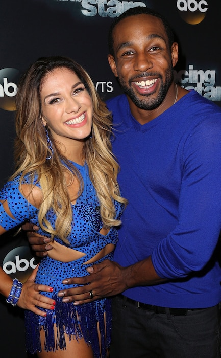 Allison Holker, Stephen 'tWitch' Boss