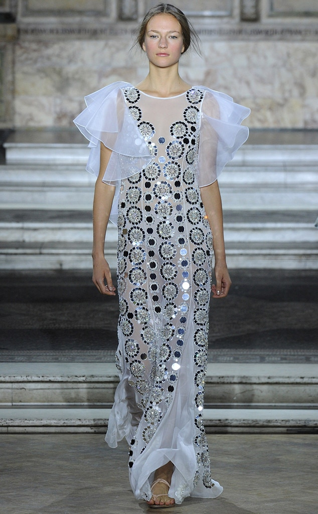 Temperley, London from 100 Best Fashion Week Looks from ...
