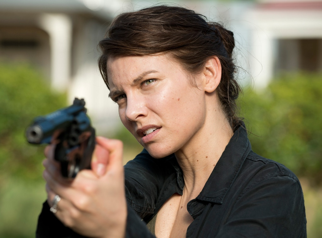 Lauren Cohan, The Walking Dead, AMC