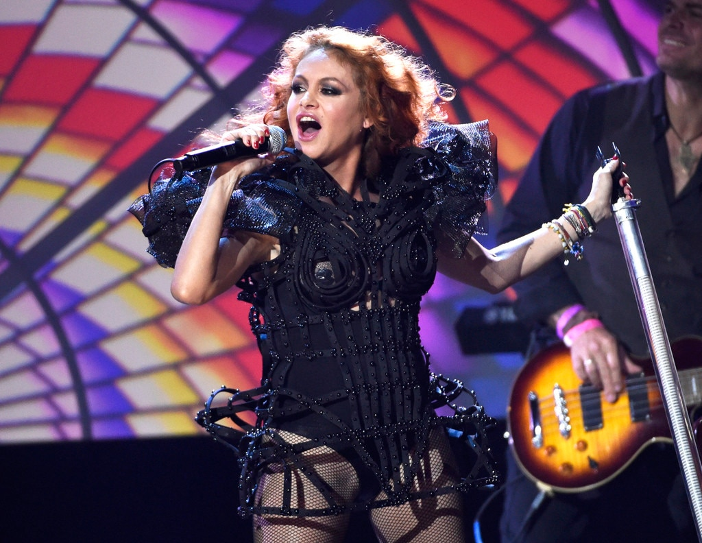 Latin American Music Awards, Paulina Rubio