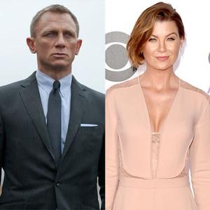Daniel Craig, Skyfall, Ellen Pompeo