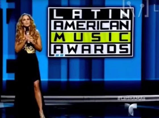 Lucero, 2015 Latin American Music Awards