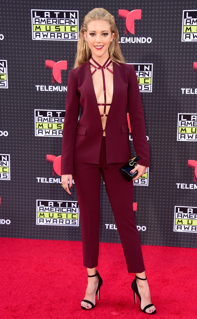Latin American Music Awards, Fernanda Castillo
