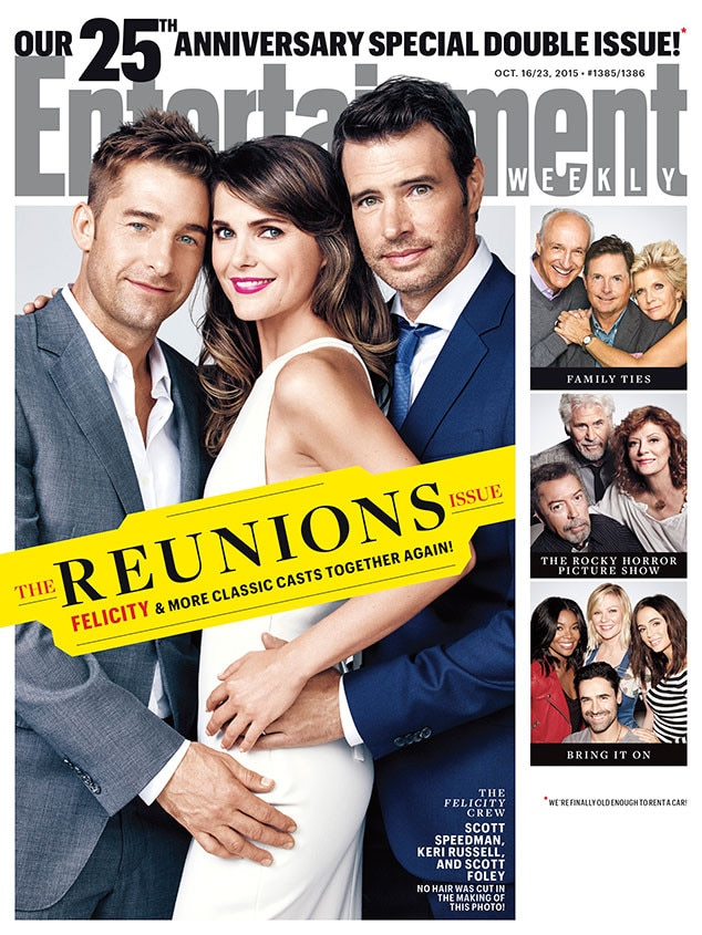 Felicity, EW Cover