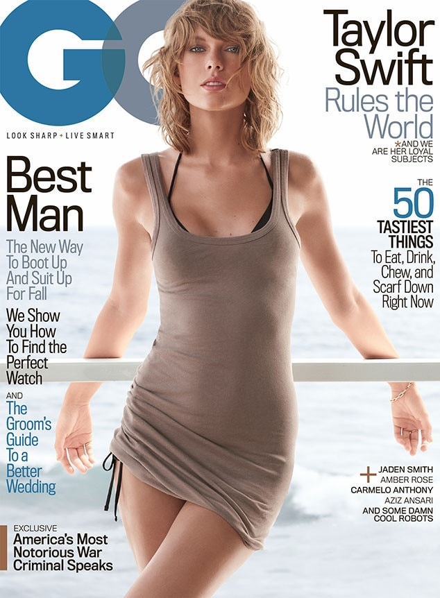 Taylor Swift, GQ