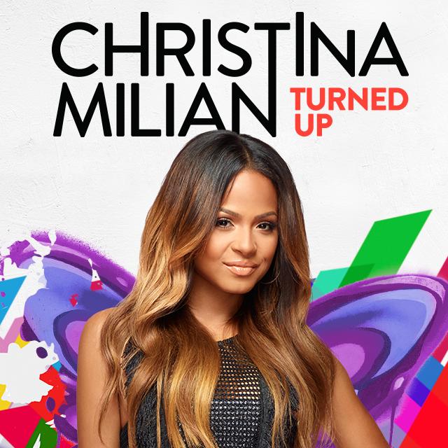 Christina Milian - Turned Up