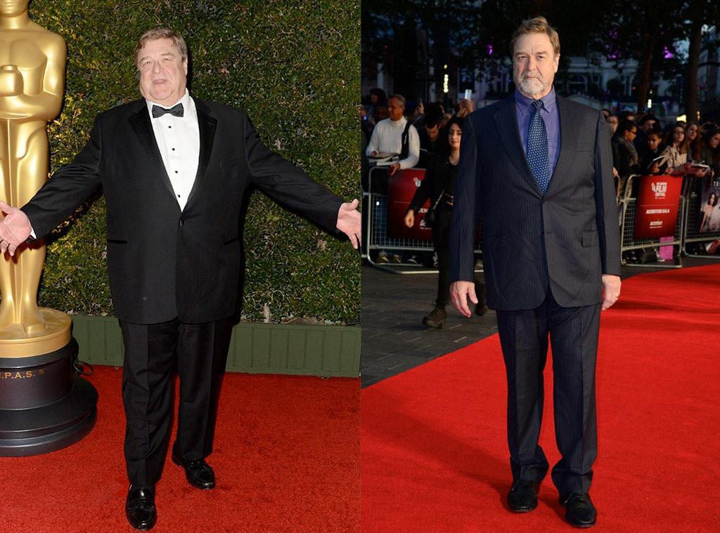 john goodman weight loss pics