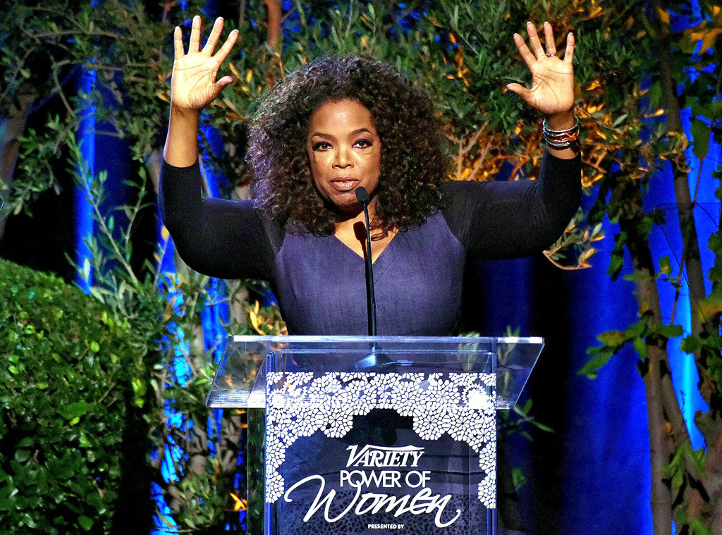 Oprah Winfrey, Variety's Power Of Women Luncheon