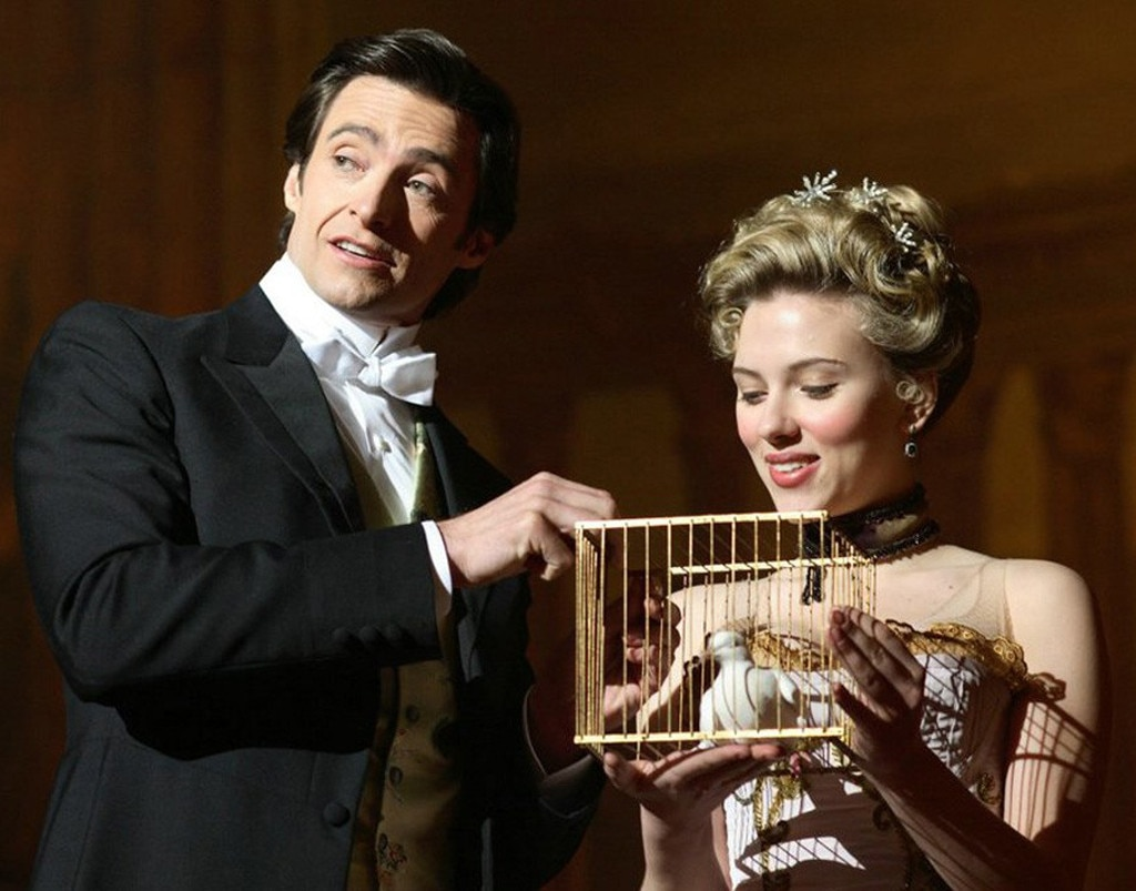 The Prestige, Hugh Jackman