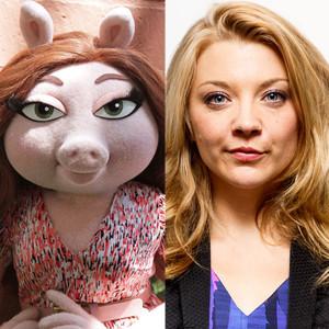Natalie Dormer, Muppet