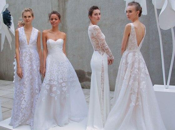 Bridal Fashion Week Lela Rose