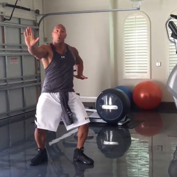 Dwayne The Rock Johnson S Latest Dance Video Is