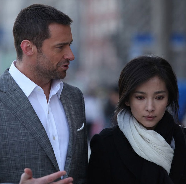Hugh Jackman, Bingbing Li, Snow Flower and the Secret Fan