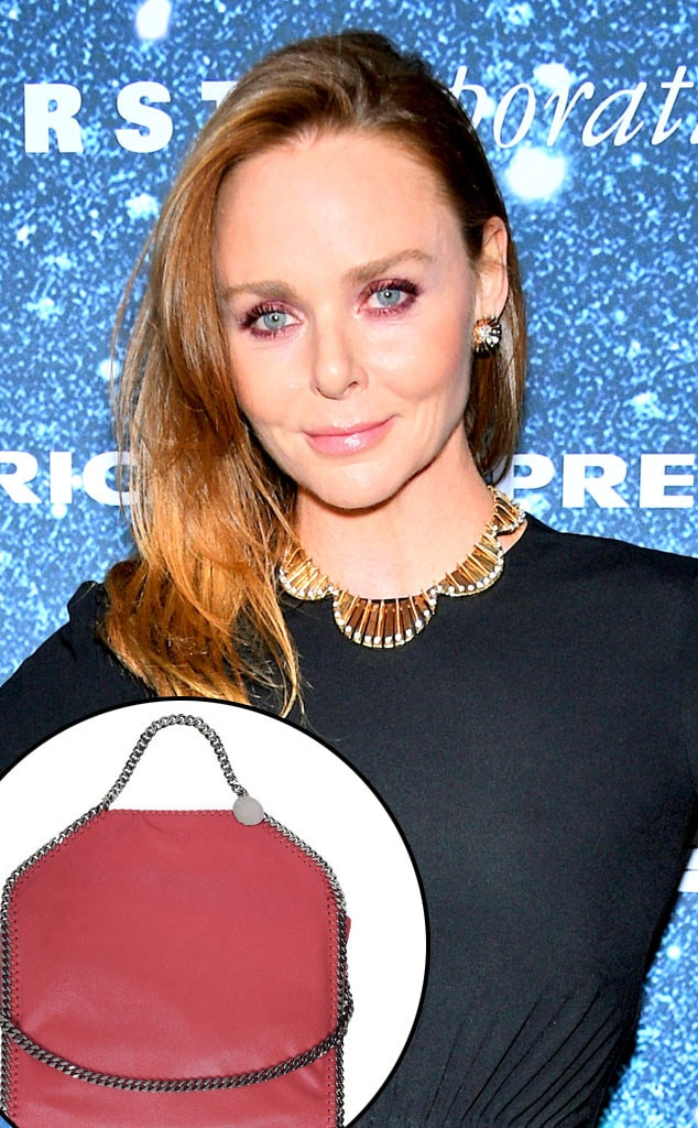 stella mccartney sues steve madden for allegedly ripping off her chain bag design see for. Black Bedroom Furniture Sets. Home Design Ideas