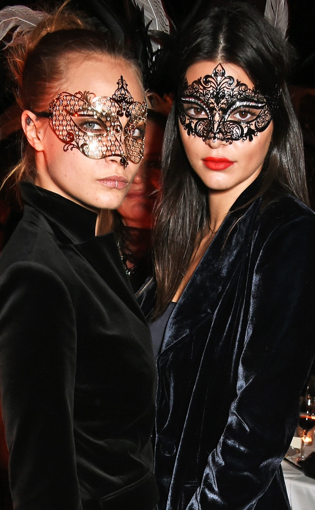 Model-Approved Halloween Costumes You Can Do With Your Friends