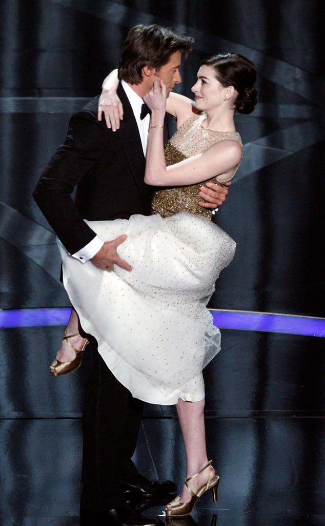 Hugh Jackman, Anne Hathaway, Oscars 2009
