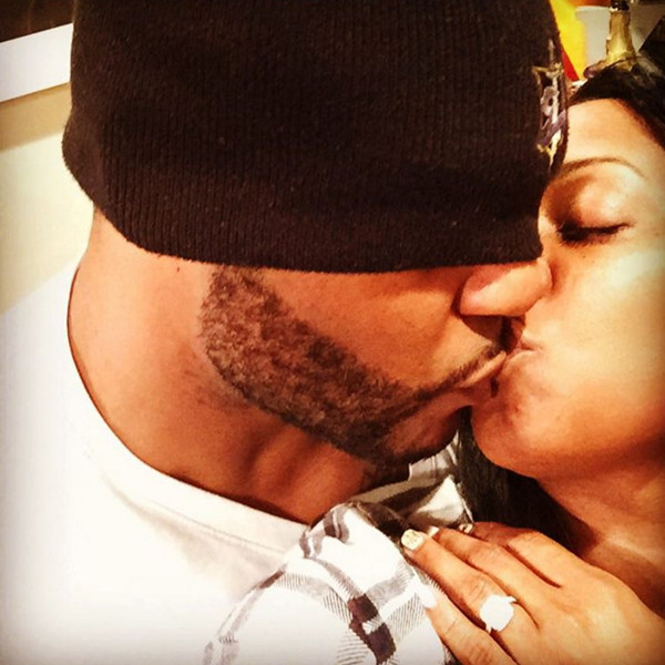 Keshia Knight Pulliam, Engagement, New Year's Eve 2015.