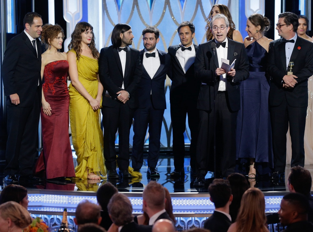 Mozart in the Jungle, Golden Globes Winners