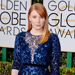 Bryce Dallas Howard, Golden Globe Awards