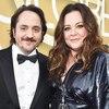 Ben Falcone, Melissa McCarthy, Golden Globe Awards Couples