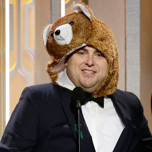 Jonah Hill, Golden Globes