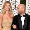 Rosie Huntington-Whiteley, Jason Statham, Golden Globe Awards Couples