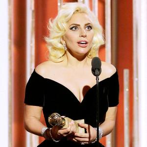Lady Gaga, Golden Globe Awards, Winners