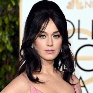 Katy Perry, Golden Globe Awards