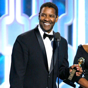 Denzel Washington, Golden Globe Awards, Winners