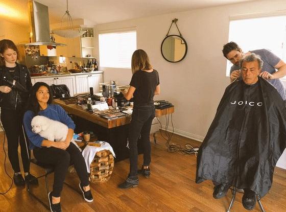 Gina Rodriguez, Instagram