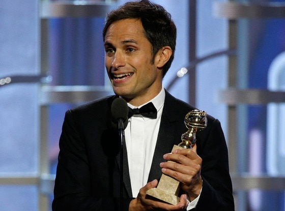 Gael Garcia Bernal, Golden Globe Awards
