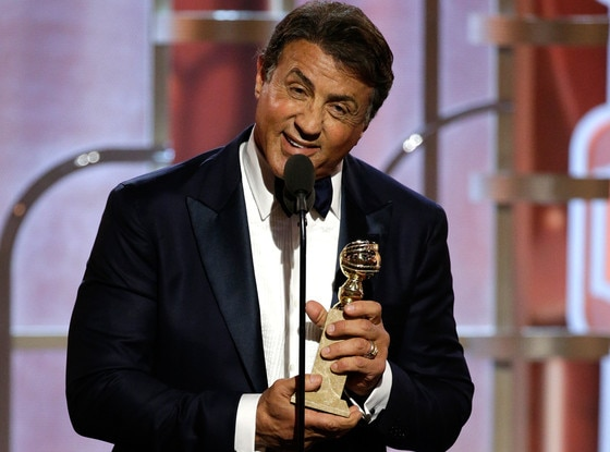 Sylvester Stallone, Golden Globe Awards