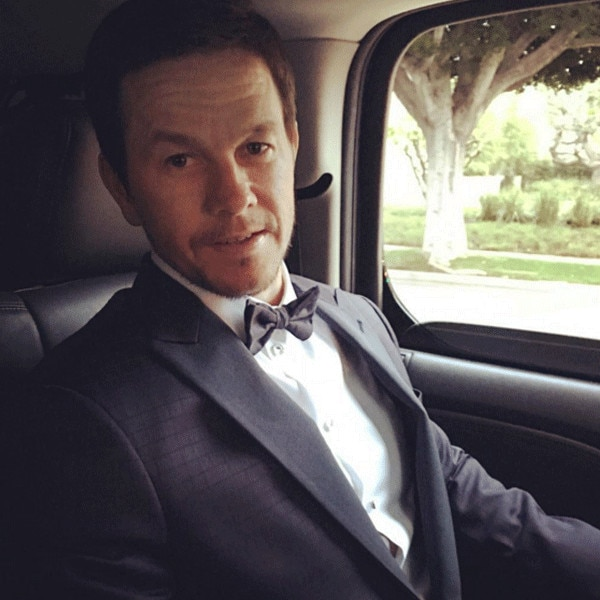 Mark Wahlberg from 2016 Golden Globes: Instagrams ... Mark Wahlberg Instagram
