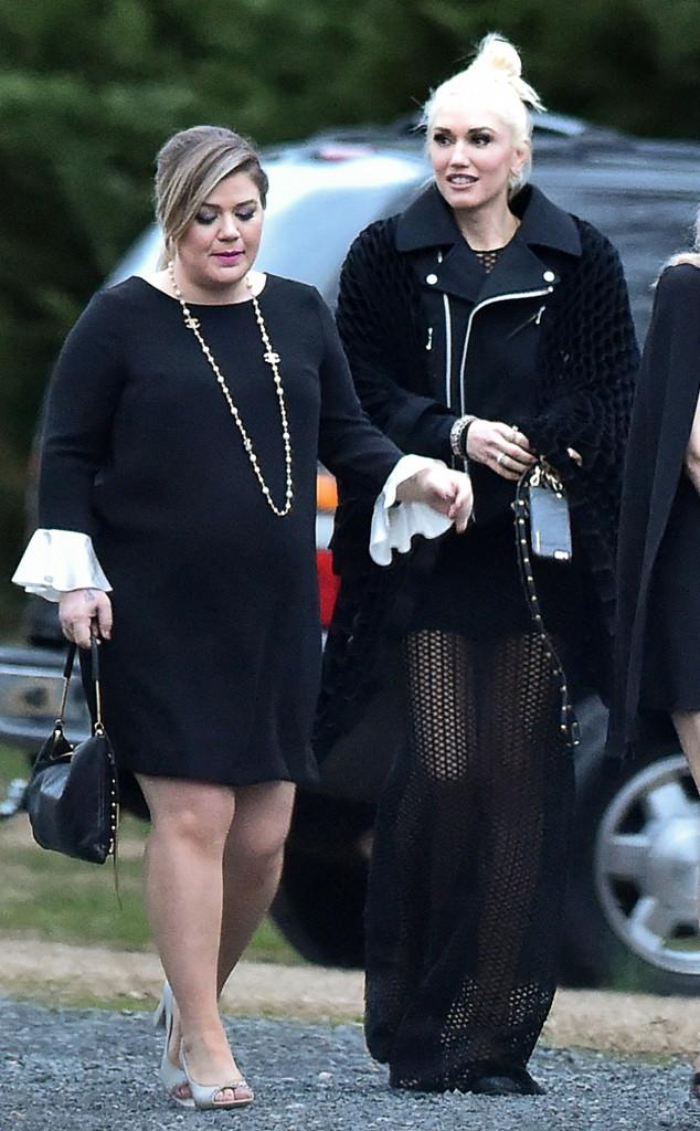 Gwen Stefani, Kelly Clarkson