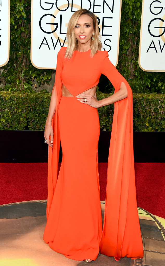 Giuliana Rancic, Golden Globe Awards