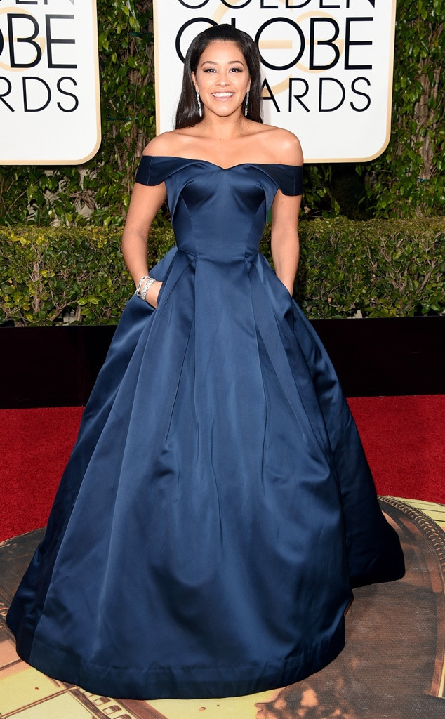 Gina Rodriguez, Golden Globe Awards