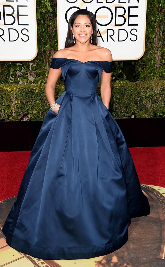Gina Rodriguez, Golden Globe Awards