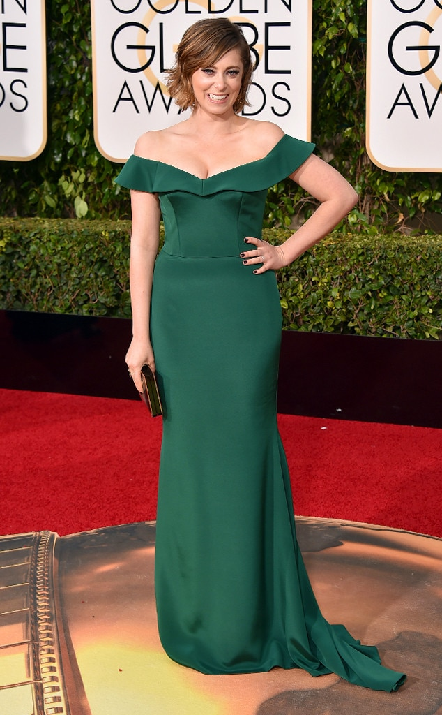 Rachel Bloom, Golden Globe Awards, Christiano Sirianao