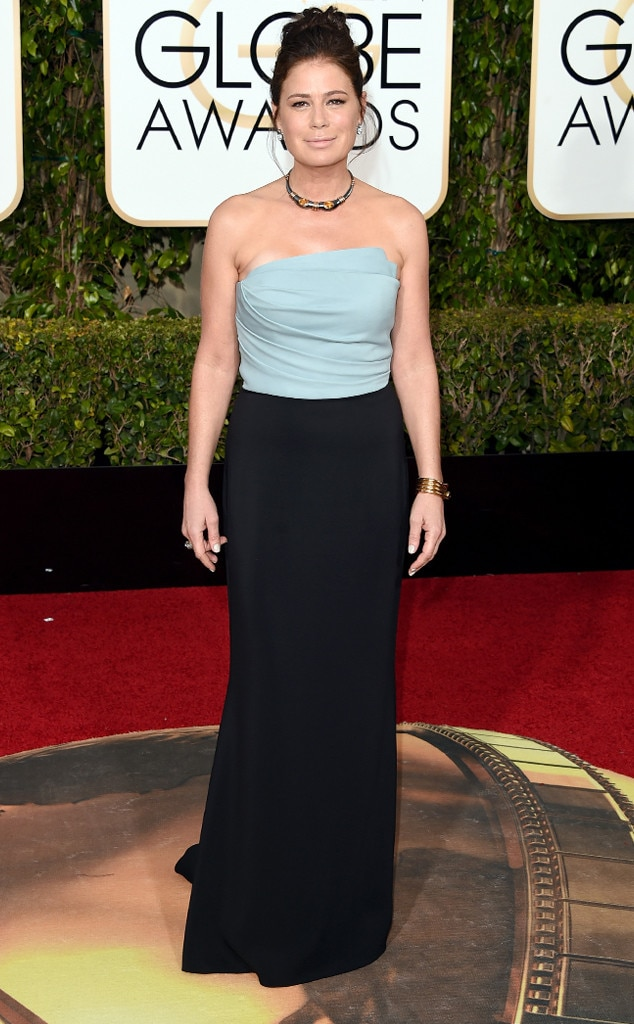 Maura Tierney, Golden Globe Awards