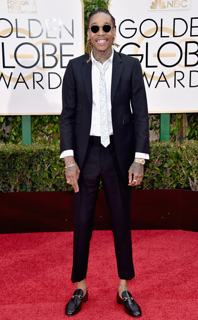 Wiz Khalifa, Golden Globe Awards