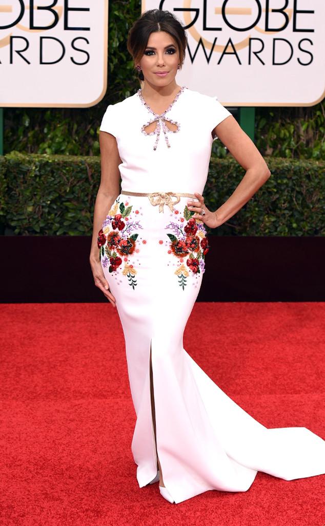 Eva Longoria, Golden Globe Awards