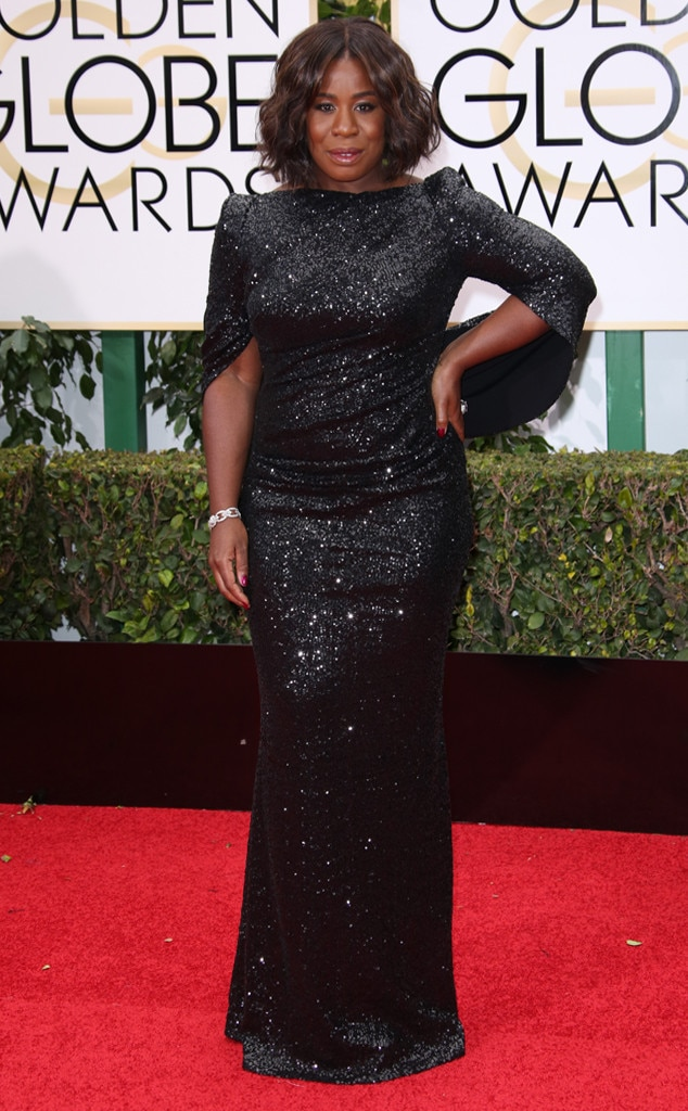 Uzo Aduba, Golden Globe Awards