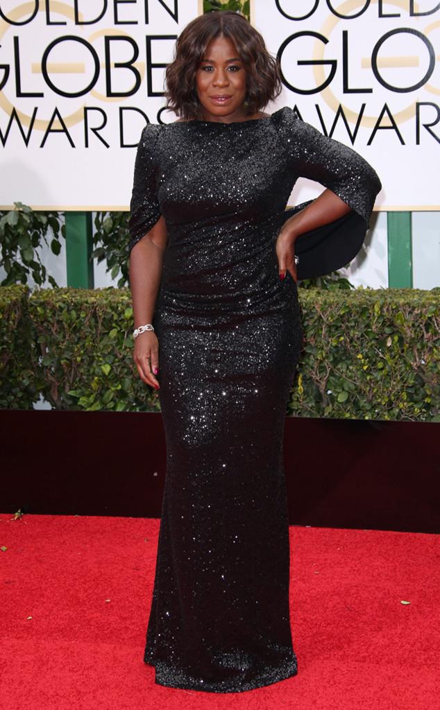 Uzo Aduba, Golden Globe Awards