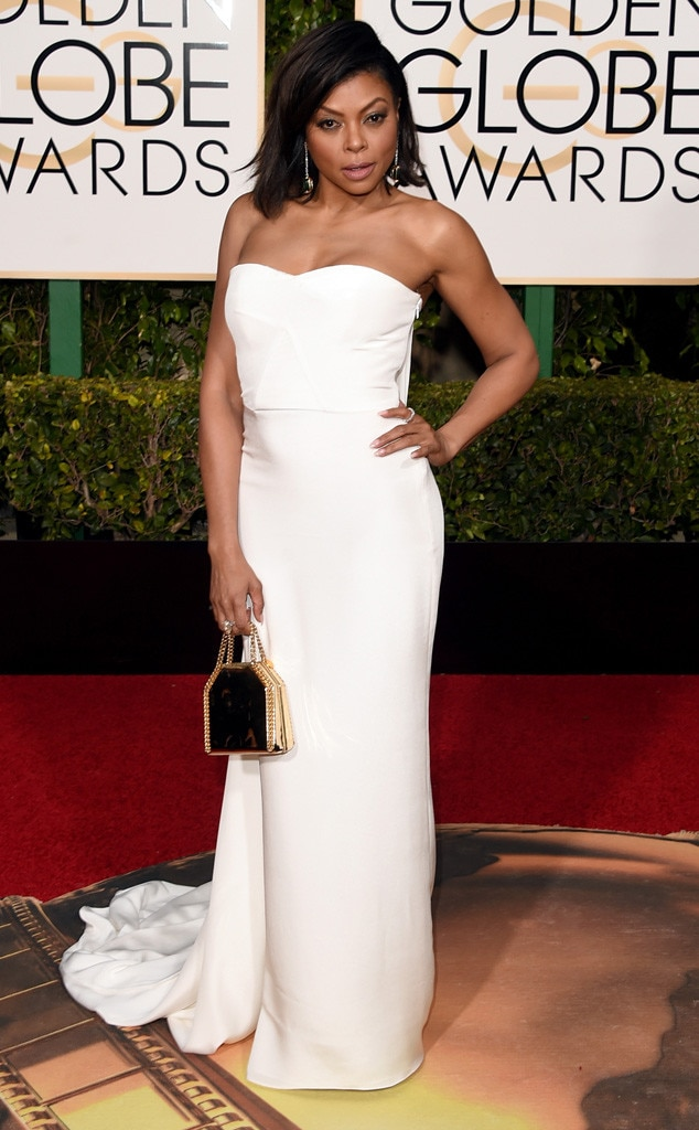Taraji P. Henson, Golden Globe Awards