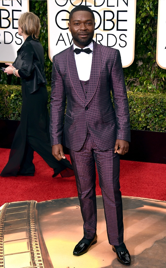 David Oyelowo, Golden Globe Awards
