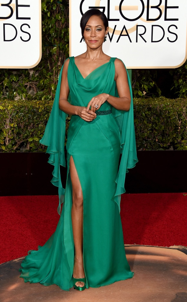 Jada Pinkett Smith, Golden Globe Awards