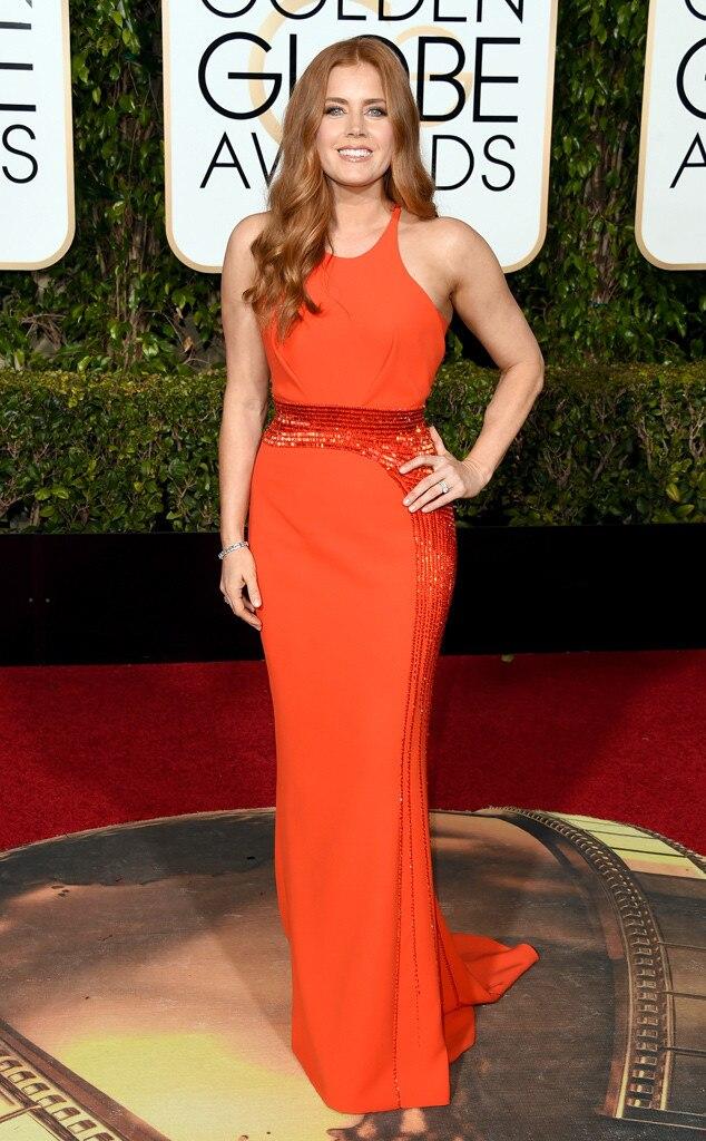 Amy Adams, Golden Globe Awards