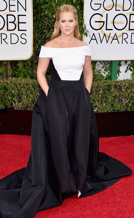 Amy Schumer, Golden Globe Awards